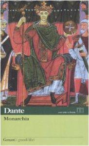Copertina di 'Monarchia. Testo latino a fronte'
