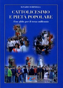 Copertina di 'Cattolicesimo e pietà popolare. Una sfida per il terzo millennio'
