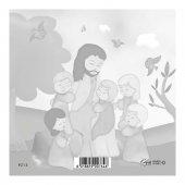"""Immagine di 'Mini puzzle per bambini """"Gesù con i bambini"""" - 12 pezzi'"""