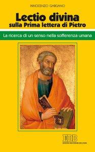 Copertina di '«Lectio divina» sulla Prima lettera di Pietro'