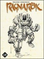 Ragnarök. Variant cover - Simonson Walter