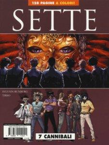 Copertina di 'Sette'