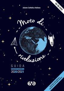 Copertina di 'Moto di rivoluzione. Guida giovanissimi 2020-2021'