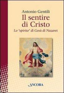 Copertina di 'Il sentire di Cristo'