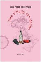 Giro d'Italia con delitto - Ormezzano G. Paolo
