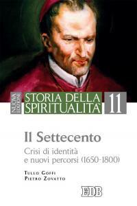 Copertina di 'Storia della spiritualità. 11. Il Settecento'