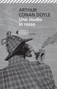 Copertina di 'Uno studio in rosso'