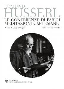Copertina di 'Le conferenze di Parigi. Meditazioni cartesiane'