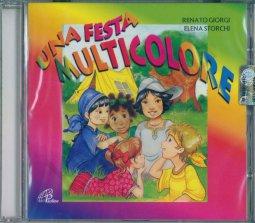 Copertina di 'Una festa multicolore - CD'