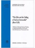 The gifts and the calling of God are irrevocable