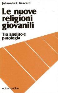 Copertina di 'Le nuove religioni giovanili'