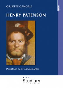 Copertina di 'Henry Patenson. Il buffone di sir Thomas More'
