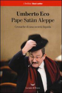 Copertina di 'Pape Satàn Aleppe. Cronache di una società liquida'