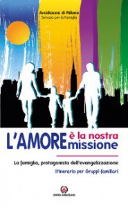 Copertina di 'L'Amore è la nostra missione'