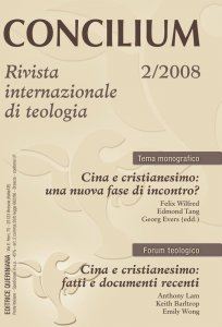 Concilium - 2008/2