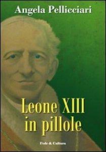 Copertina di 'Leone XIII in pillole'