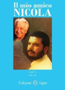 Copertina di 'Il mio amico Nicola'