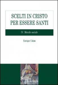 Copertina di 'Scelti in Cristo per essere santi - Vol.IV'
