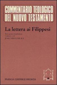 Copertina di 'La lettera ai filippesi'