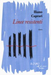 Copertina di 'Linee resistenti'