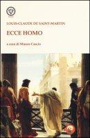 Ecce homo - Saint-Martin Louis-Claude de