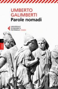 Copertina di 'Parole nomadi'