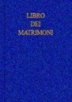 Libro dei matrimoni
