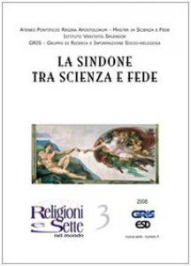 Copertina di 'La Sindone tra scienza e fede'