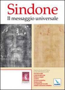 Copertina di 'Sindone. Il messaggio universale'