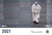 Calendario 2021 - Papa Francesco.