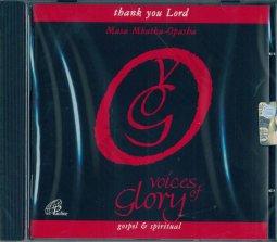 Copertina di 'Thank you Lord'