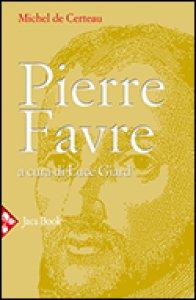 Copertina di 'Pierre Favre'