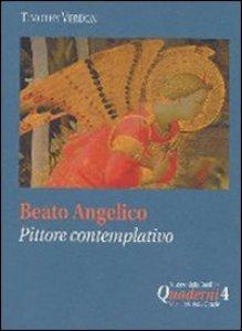 Copertina di 'Beato Angelico: pittore contemplativo'