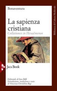 Copertina di 'La sapienza cristiana'