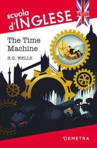Copertina di 'The Time Machine'