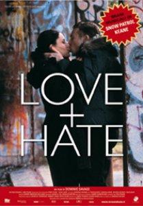 Copertina di 'Love + hate'