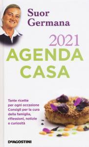 Copertina di 'L' agenda casa di suor Germana 2021'