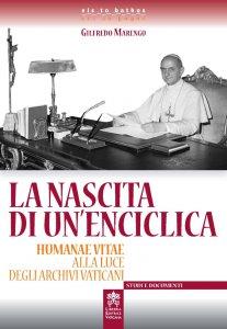 Copertina di 'La nascita di un'enciclica'