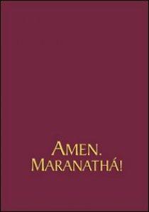 Copertina di 'Amen. Maranathá. Spartiti'
