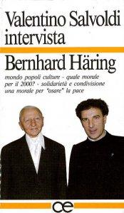 Copertina di 'Valentino Salvoldi intervista Bernard Häring'
