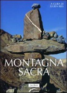 Copertina di 'Montagna sacra'