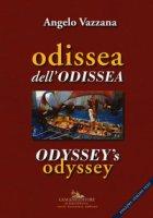 Odissea dell'Odissea. Ediz. italiana e inglese - Vazzana Angelo