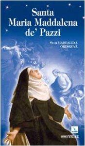 Copertina di 'Santa Maria Maddalena de' Pazzi'