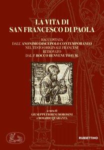Copertina di 'La vita di San Francesco di Paola'