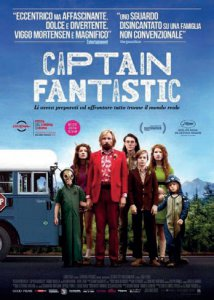 Copertina di 'Captain Fantastic'