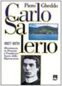 Copertina di 'Carlo Salerio 1827-1870. Missionario in Oceania e fondatore delle Suore della Riparazione'