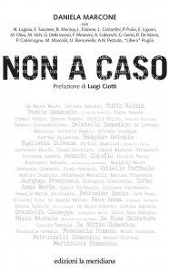 Copertina di 'Non a caso'