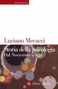 Copertina di 'Storia della psicologia'