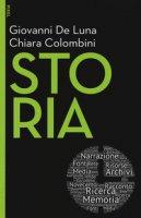 Storia. Con aggiornamento online - De Luna Giovanni, Colombini Chiara