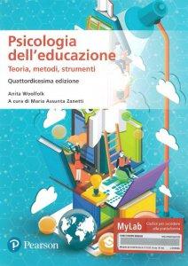 Copertina di 'Psicologia dell'educazione. Teorie, metodi, strumenti'
